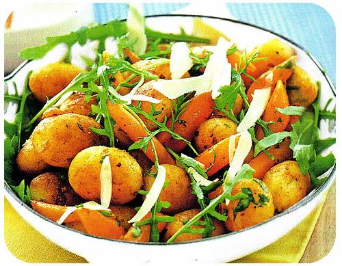 Tavica s krumpirom