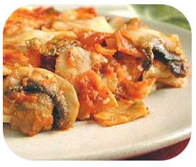 Lasagne sa puretinom