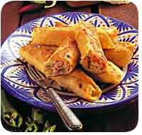 Tortille od šunke