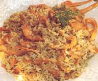 Posna riža