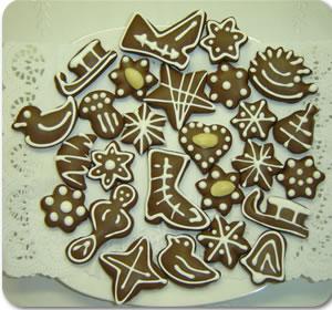 medenjaci s čokoladaom
