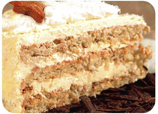 Torta pahuljica