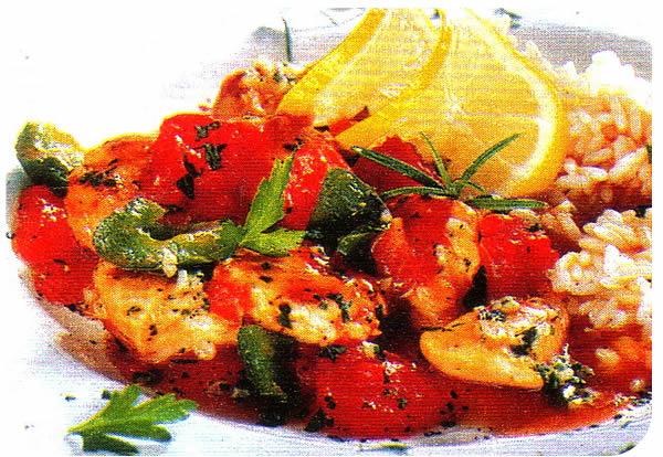 Ragu od puretine s povrćem